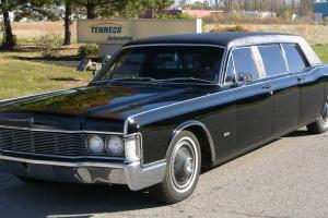 1968 Lincoln Lehmann-Peterson Executive Limo NO RESERVE!