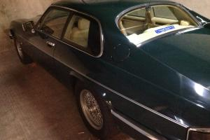 1991 JAGUAR XJ-S 4.0 GREEN