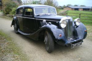 Jaguar MARK 1V  Photo
