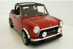 1971 MINI COOPER 1300 INNOCENTI CONVERTIBLE