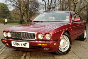 1996 Jaguar XJ12 6.0 V12 Automatic Saloon - X300 / X305 - HD WALK AROUND VIDEO  Photo