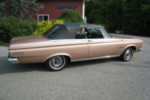 1965 Plymouth Satellite Convertible 426 Street Wedge Photo