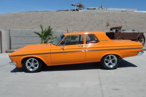 1963 Plymouth Belvedere 2 Door Post