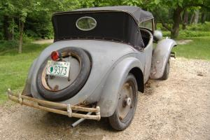 1931 American Austin Roadster Needs Restoration 63 known to exist Barn Fresh