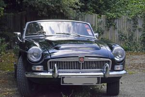 MGC Roadster 1968 pristine conditions  Photo