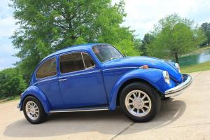 1968 VOLKSWAGEN BEETLE SURVIVOR NO RUST NUMBER MATCHING ORIGINAL CLASSIC BUG