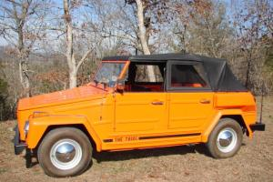 1974 Volkswagen Thing-RESTORED!