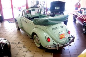 SHOW QUALITY RESTORED 1966 VW CABRIOLET *SEE VIDEO*