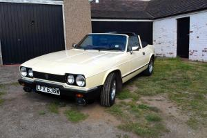 Scimitar GTC 1980. Convertible, 2.8 V6, low mileage.