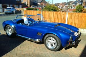 AC Cobra Replica/Dax Tojerio/Kit Car