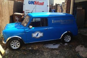 Austin mini morris lambretta innocenti van leyland 95l youtube video now on
