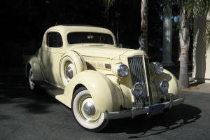 Rare Garage Find** 1935 Packard 120 Coupe** Complete !!