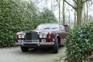 1975 Rolls Royce Silver Shadow I and parts as a restoration project or as spares  Photo