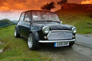 Rover Mini 30 Vauxhall 1.6 engine Allspeed Frame R1 bike carbs 150BHP