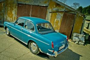 VW type 3 notchback 1500s 34,000 miles from new
