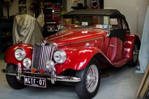 1954 MG TF 1250  Photo