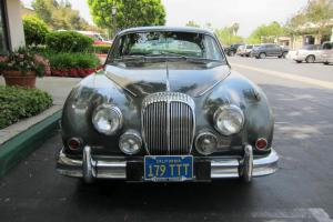 1965 Daimler 2.5 V8 Salon (like Jaguar Mark II) Original Survivor Condition
