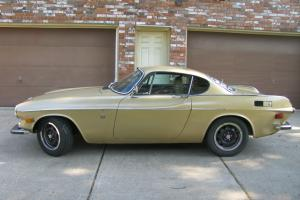 1972 Volvo P1800E, fuel inj, 66,000 mi, stand trans/with auto 5th  spd overdrive