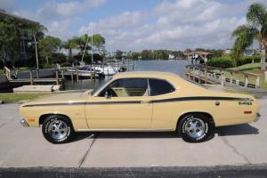 1972 Plymouth Duster Base 3.7L