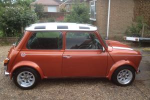 Classic Mini Cooper with sports pack  Photo