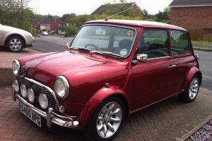 Classic Rover Mini Cooper Sport 1275 MPI  Photo