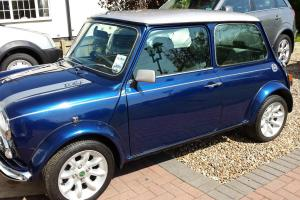 2001 ROVER MINI COOPER SPORT MULTI-COLOURED