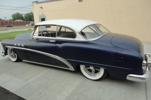 1953 Buick Hot rod Air ride SBC 350 Fatman Fabrications Rat hotrod