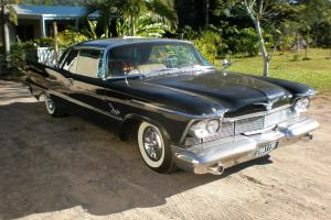 1958 Chrysler Imperial 2DR Coupe