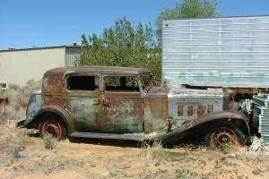 1931 Marmon 16 selling just the body and chassis engine will be removed Photo