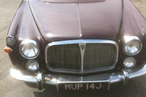 Rover P5b saloon red tax free moted respray used daily needs a little tlc