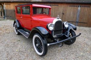 Willys Overland Whippet Red 1927