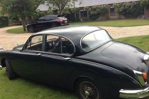 jaguar MkII 1961 Manual With Overdrive 3.8 New Mot  Photo