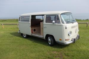 1970 VOLKSWAGEN CAMPER EARLY BAY