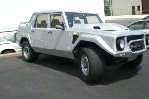 1987 Lamborghini LM002 Base Sport Utility 4-Door 5.2L for Sale