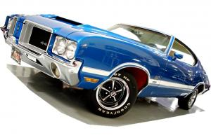 71 OLDS 442 W30 RAM AIR 455 TURBO 400 AC PS PWR BRAKES DETAILED CHASSIS
