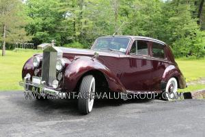 1954 Rolls Royce Silver Dawn-Right Hand Drive-4.6L, Automatic Photo