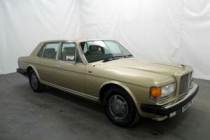 CLASSIC 1984 BENTLEY MULSANNE TURBO 300 BHP AUTO GREAT SPECIFICATION BARGAIN PX