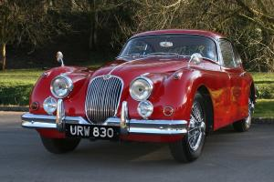 Stunning Jaguar XK150 SE fhc 3.8 manual 5 speed For Sale (1958)