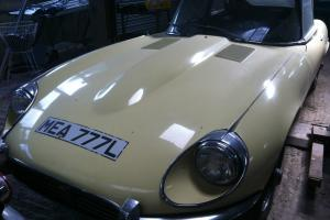 Jaguar E-Type 1972  Photo