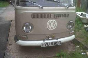 early bay camper volkswagen