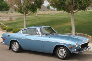 1972 Volvo P1800 Coupe Beautiful Restoration A/C Overdrive Rust Free Must See!!!