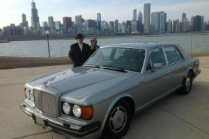 ***1989 BENTLEY Red LabelTurbo R 4 DOOR***
