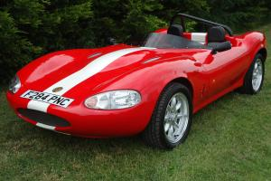 GINETTA G20, 2004, RED, FULL MOT, SVA, 1.8 ZETEC, 5 SPEED, STUNNING CAR