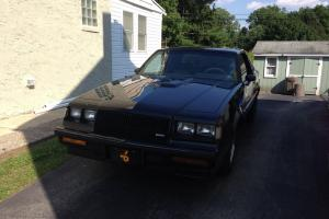 1987 Buick Grand National - 1,900 Miles