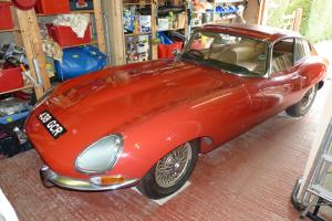 1963 JAGUAR E-TYPE 3.8 FHC SERIES ONE ORIGINAL UK RHD 2 SEATER  Photo