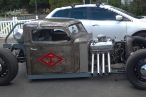 Rat Rod, Hot Rod, Rod, Custom, Modified, Bobbed, Chopped, Lowered , Zoomies