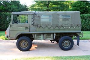 PINZGAUER 710M by STEYR- PUCH 1975 Photo