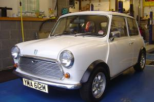 1974 MORRIS MINI 1000, 45,793 MILES, SERVICE HISTORY, 3 FORMER KEEPERS