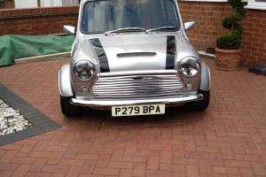 Rover Mini Cooper Equinox 1275Cc Spi 1996 Silver - 12 months MOT - Classic Car  Photo