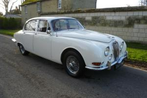 Jaguar 3.4 S Type 1964 much modified manual gearbox lovely  Photo